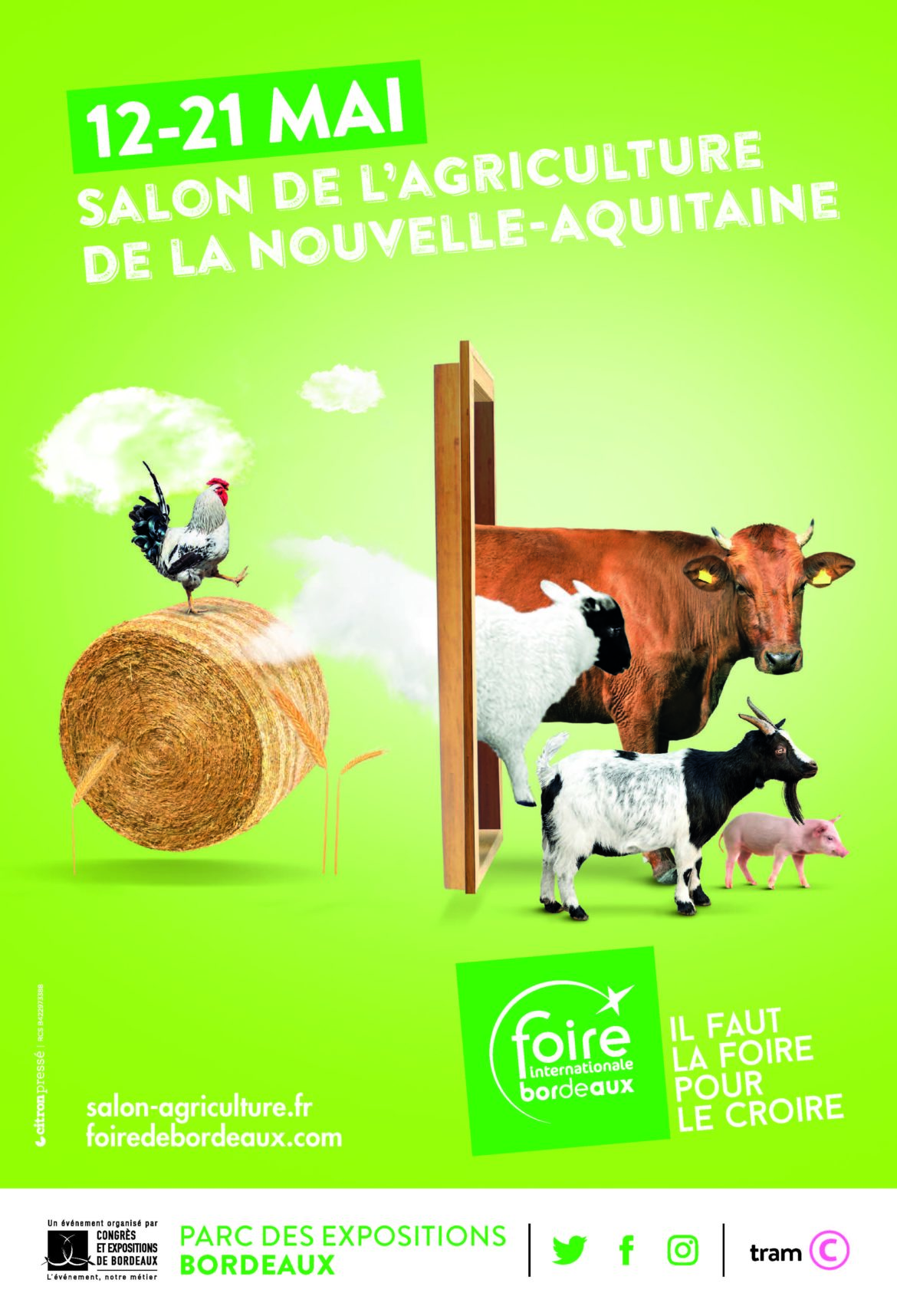 A la remontée des filières de Nouvelle-Aquitaine.