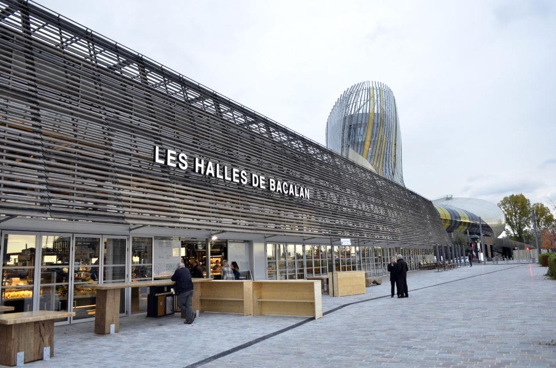 Les Halles de Bacalan, nouveau lieu gourmand de Bordeaux !