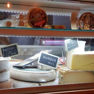 vitrine fromages