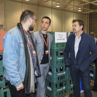 Challenge du Vin 2019, Palais des Congrès de Bordeaux, Gironde,