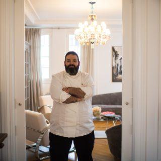 Juan Carlos Ferrando Chef