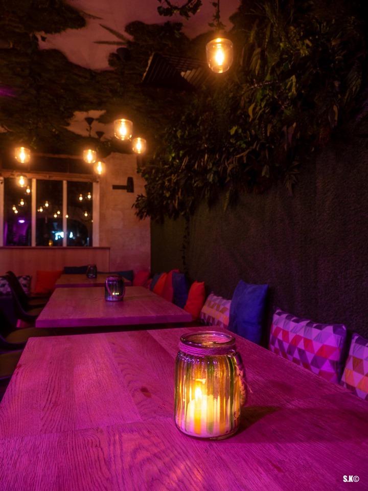 L'heure du cocktail dans une ambiance végétale !